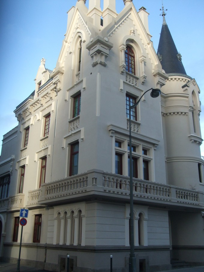 Mon coup de cœur pour la ville de Rennes