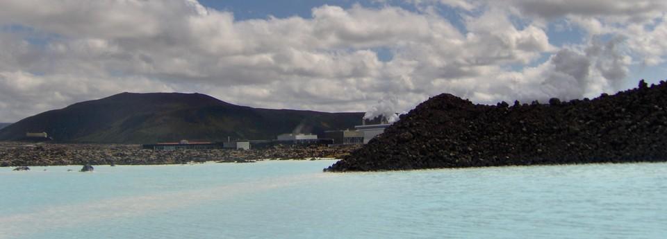 """Le Blue Lagoon à l'état """"sauvage"""""""