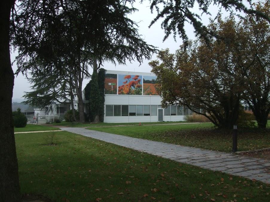 yves rocher visite jardin botanique