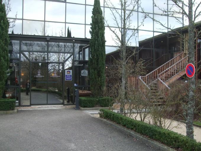Hôtel du Gouverneur Monthieux