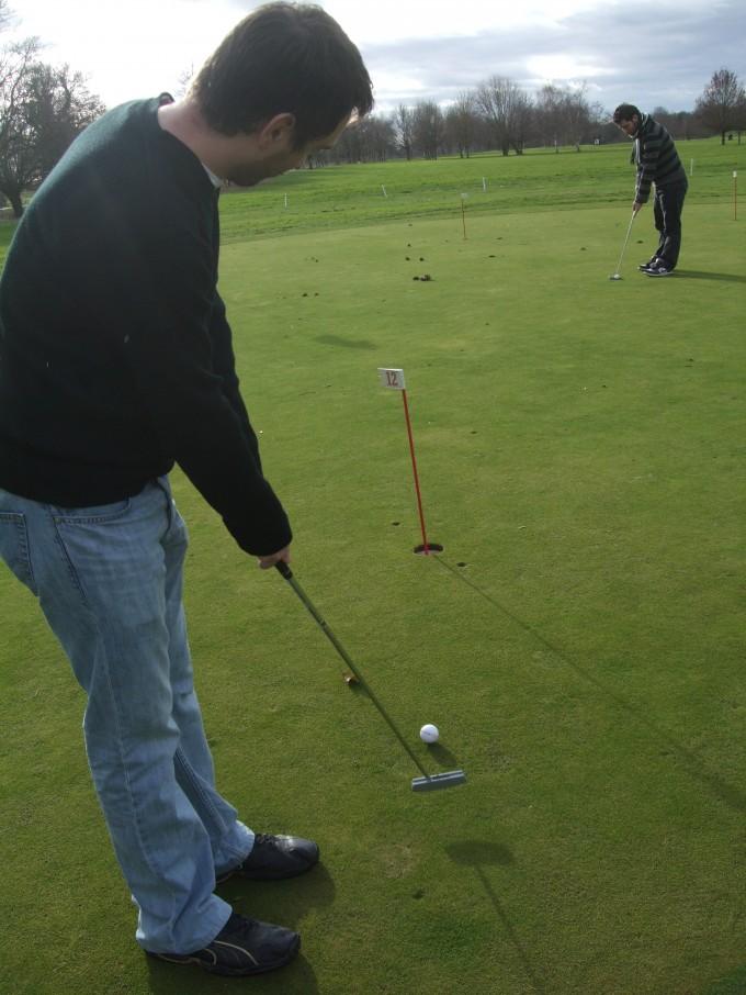 golf du breuil