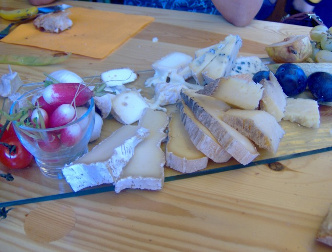 plateau fromage nivesse clermont ferrand