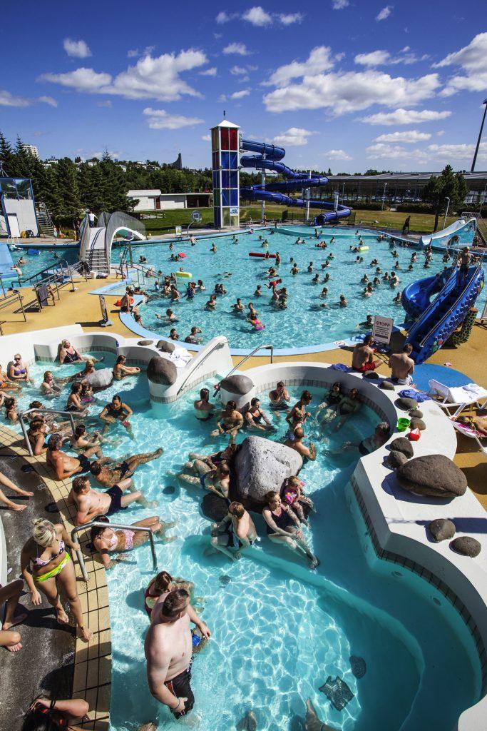 les piscines municipales reykjav k