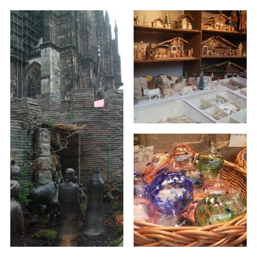 marché de la cathédrale cologne