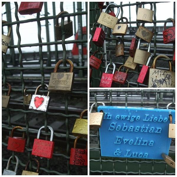 pont des amoureux cologne