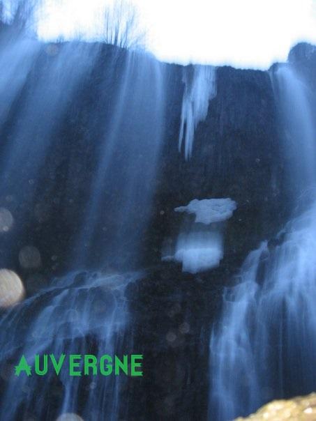 cascade agizoux