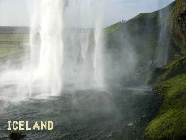 cascade de seljalandsfoss cote sud islande