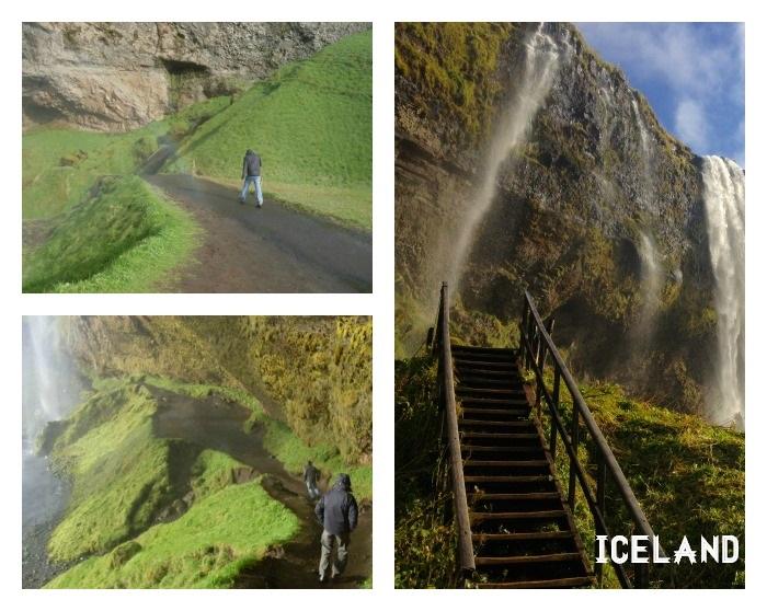 cascade de seljalandsfoss islande