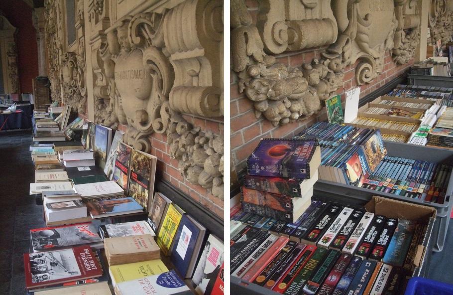 marché aux livres vieille bourse
