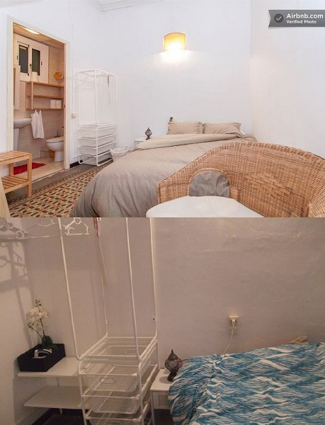 air bnb barcelone
