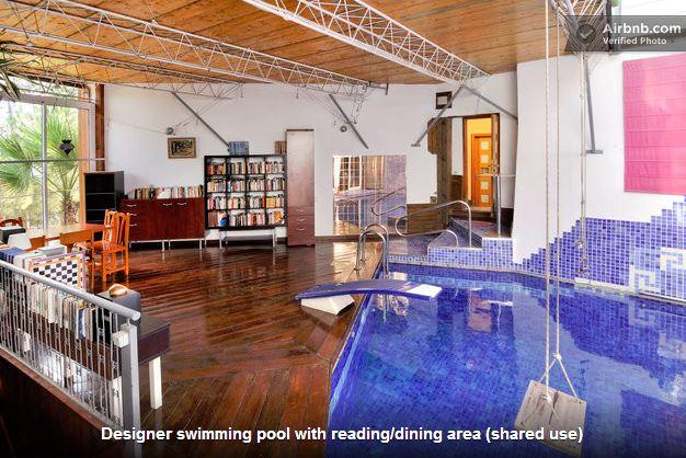 appartement air bnb barcelona piscine