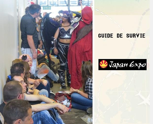 conseils pour aller à la japan expo