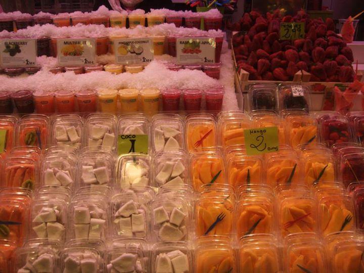 marché saint joseph barcelone