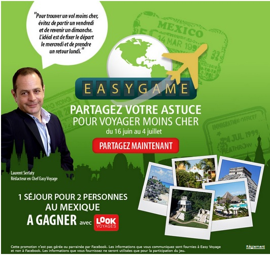 Easygame-concours