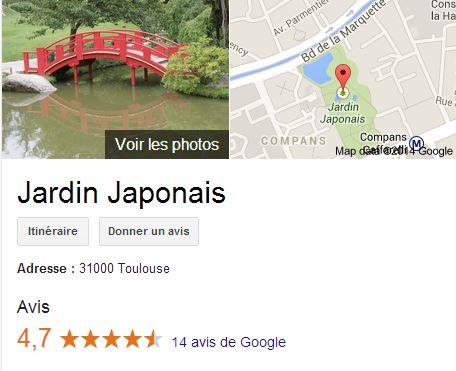 adresse jardin japonais toulouse