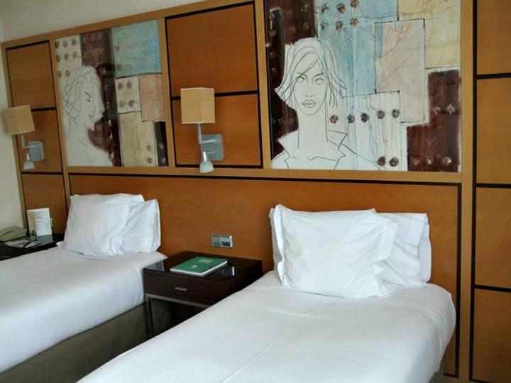 chambres h10 marina barcelone