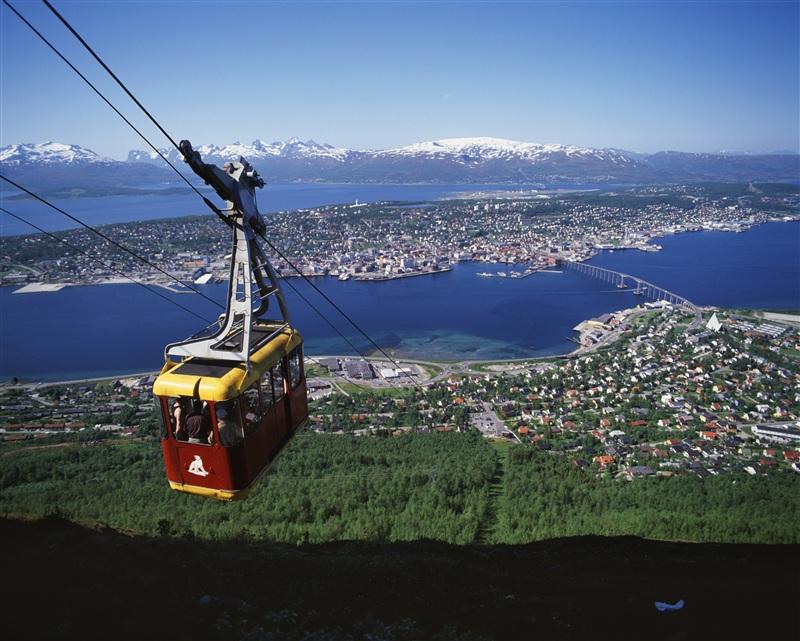 Tromso c'est trop beau !