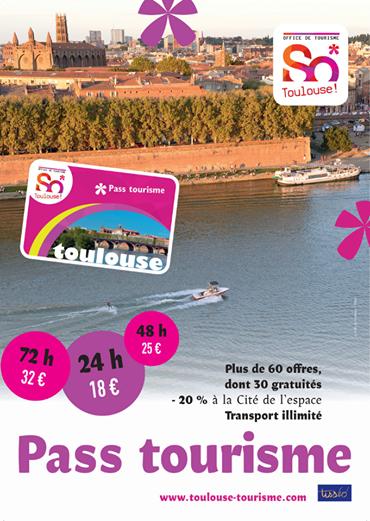 Le pass tourisme toulouse top budget - Office de tourisme de toulouse ...