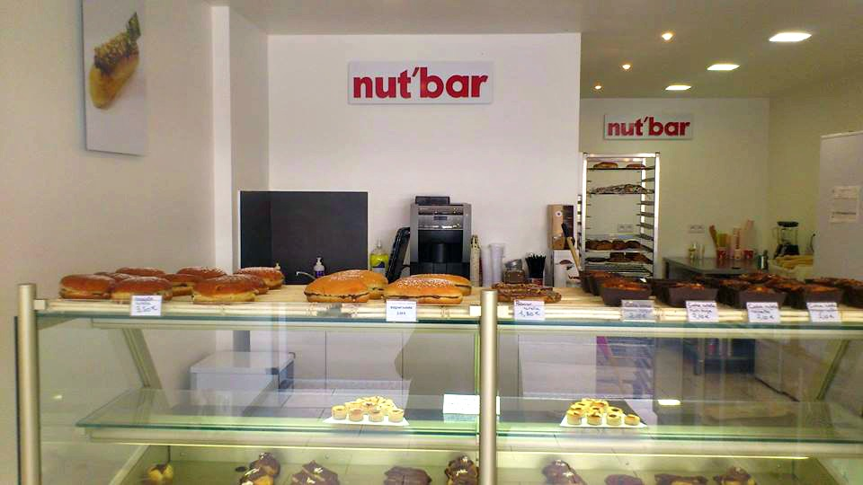 nut  bar toulouse