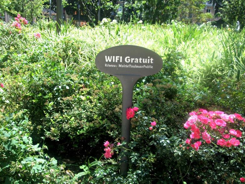 wifi gratuit toulouse
