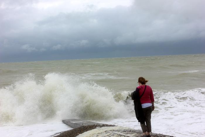 Iplage cayeux sur mer
