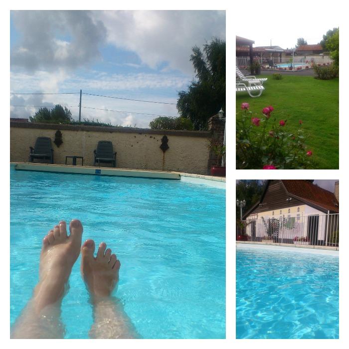 piscine hotel le fiacre baie de somme