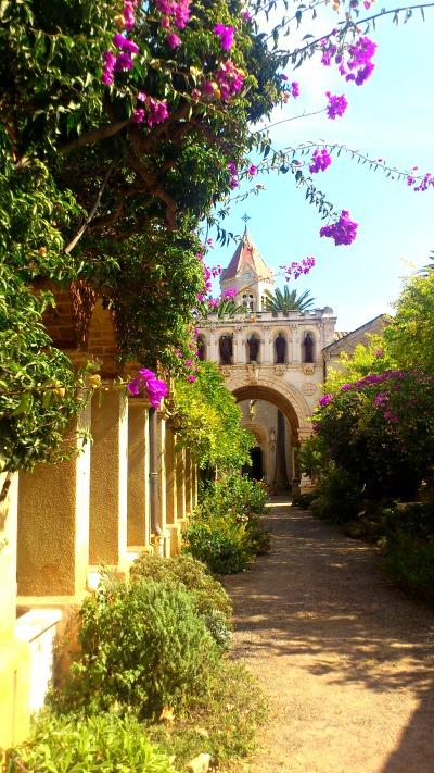 abbaye de lerins monastere