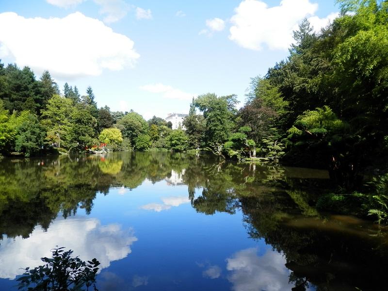 Liste de jardins japonais en france un pied dans les nuages for Jardin japonais cholet