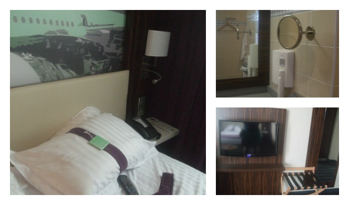 hotel holiday inn airport toulouse avis