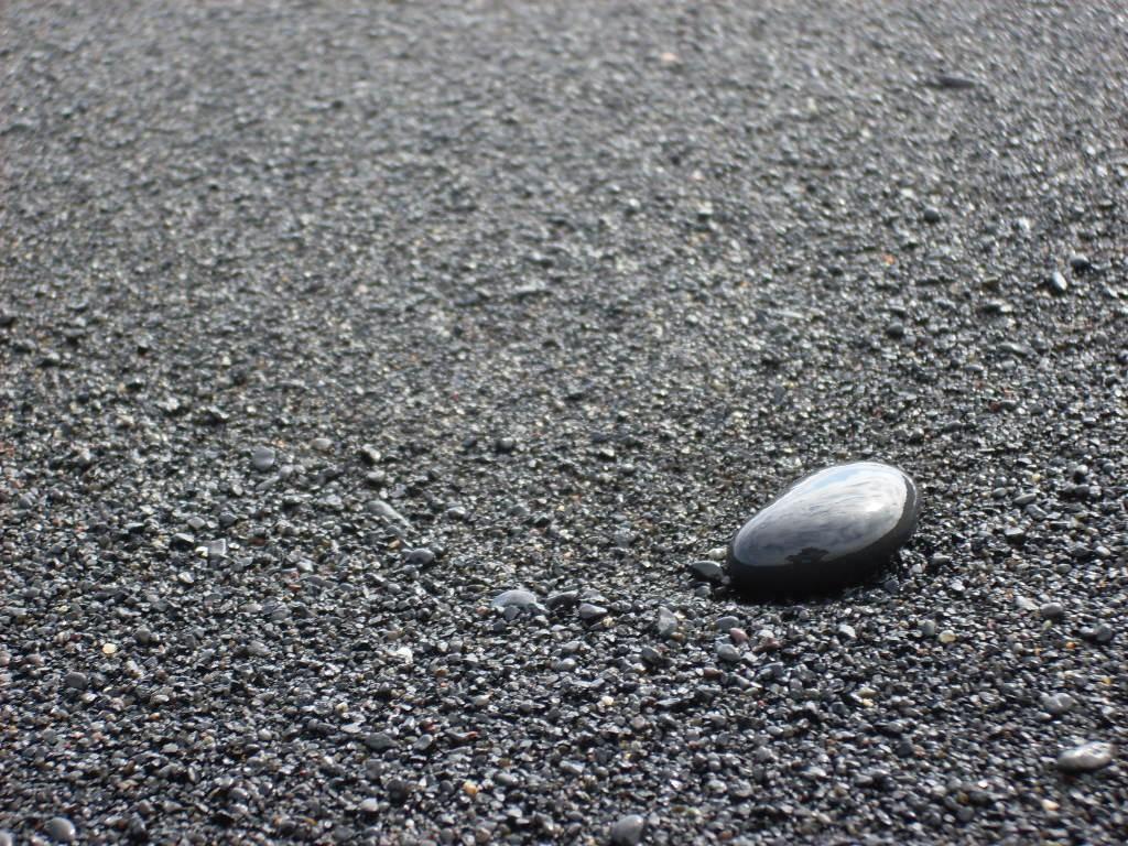 islande plage de sable noir