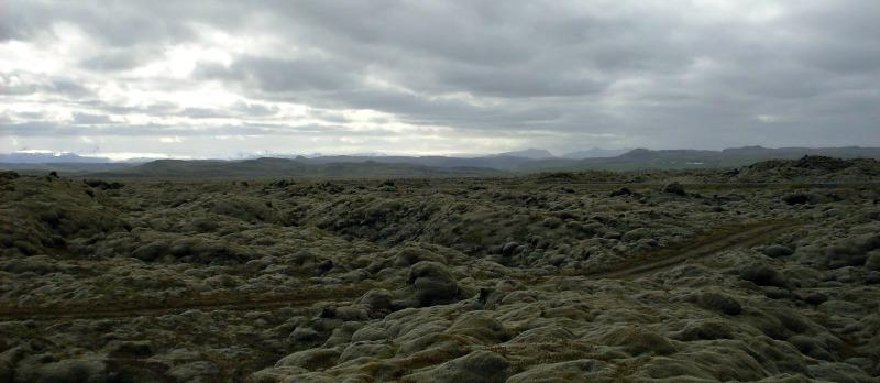 eldhraun islande