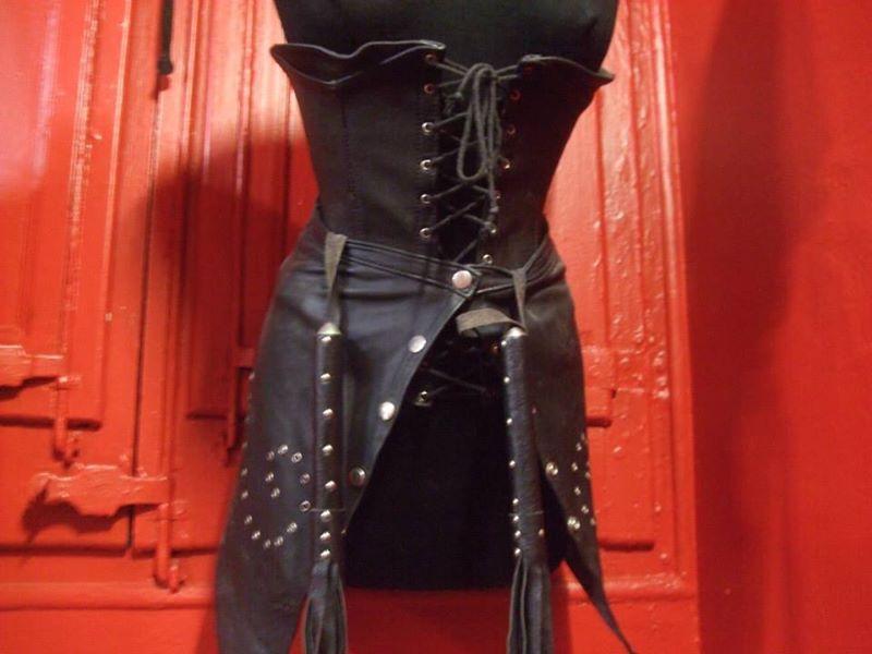 musée érotique tenue sm