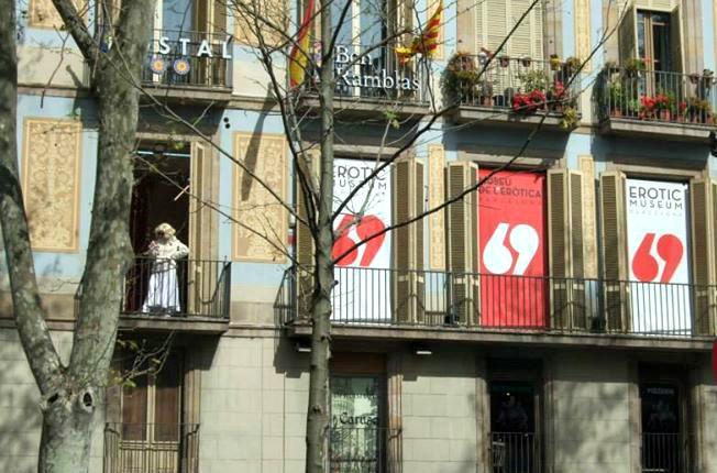 museu de l'erotica barcelona