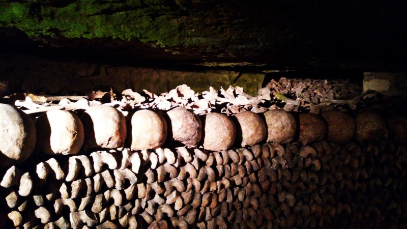visite catacombes à paris