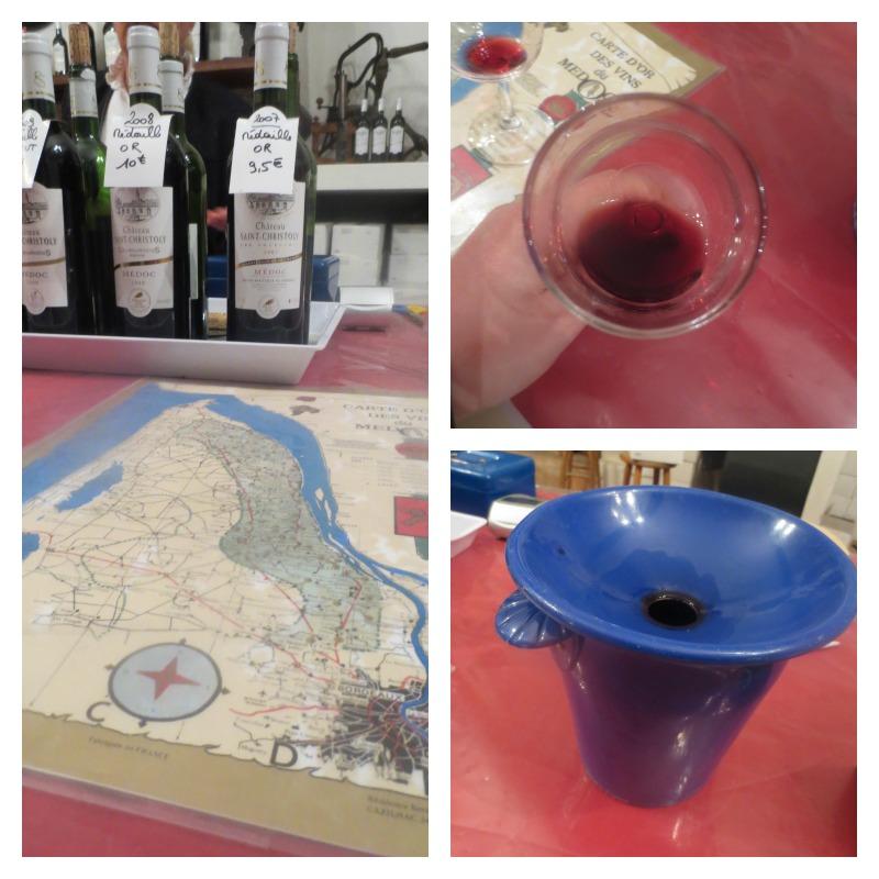 dégustation gratuite de vin à bordeaux