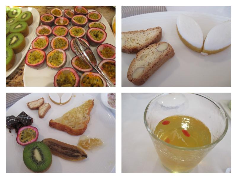Petit déjeuner sofitel Marseille