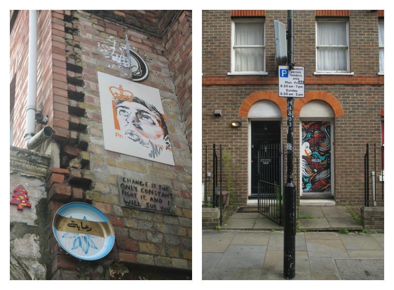 street art bricklane