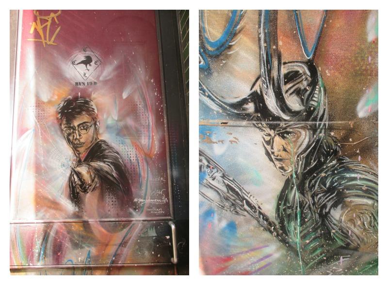 street art paul don smith