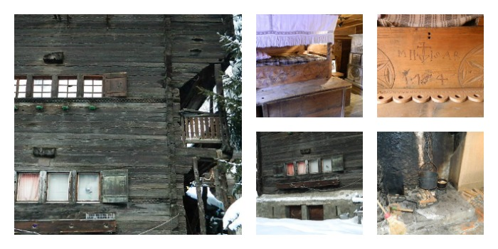 maison la plus ancienne evolène