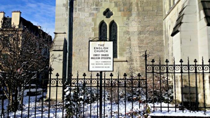 the english church lausanne