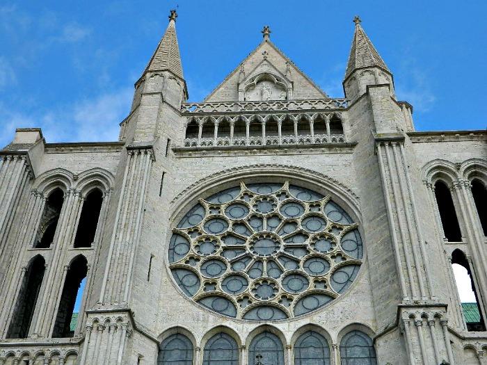 visite cathédrale chartres