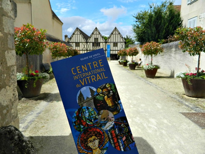 visite centre international du vitrail chartres
