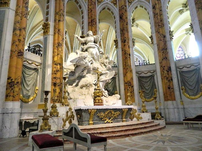visite guidée cathédrale chartres