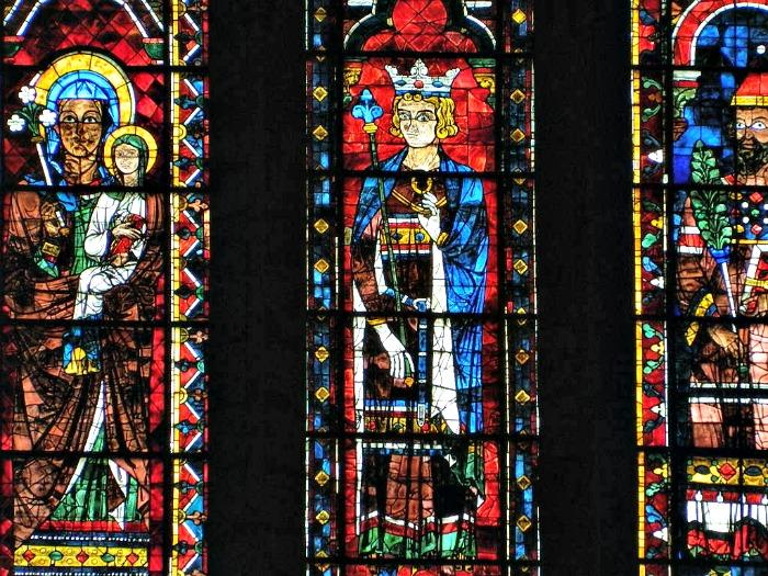 vitraux chartres