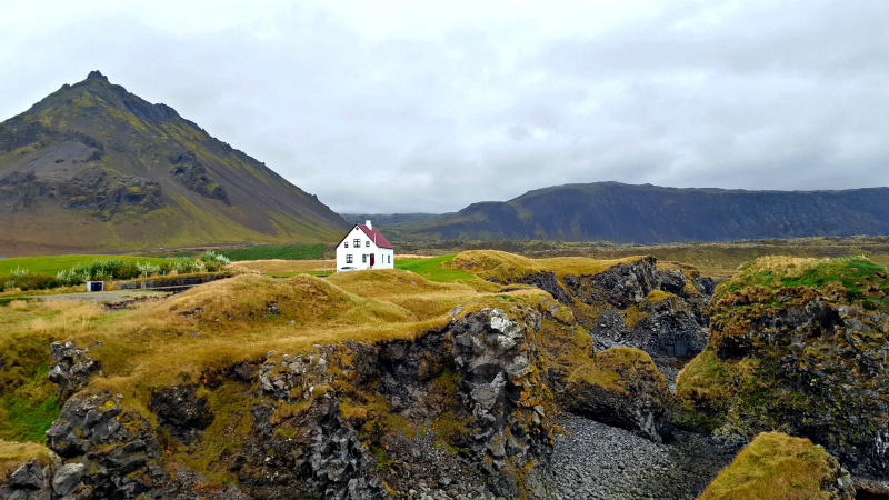 arnarstapi-peninsule-snaefellsness-islande