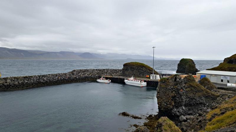 port-arnarstapi-islande