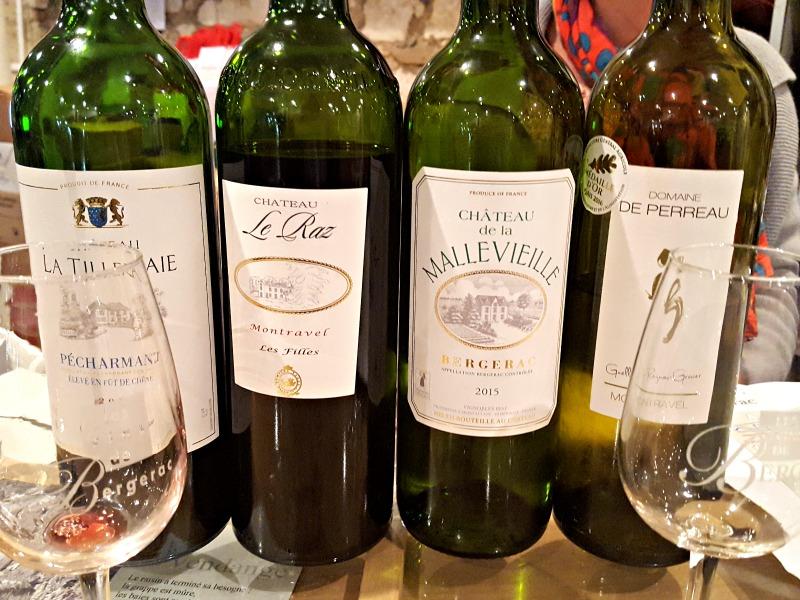 dégustation maison des vins bergerac