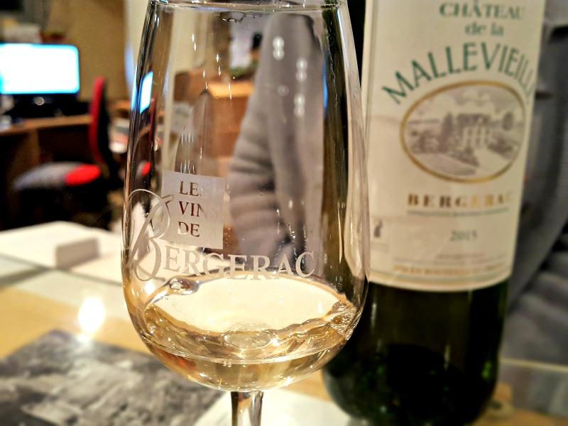 dégustation vin bergerac
