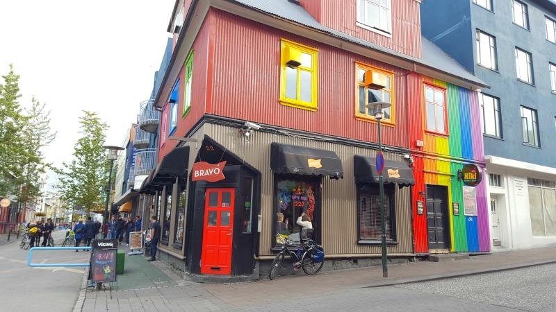 sortir a reykjavik