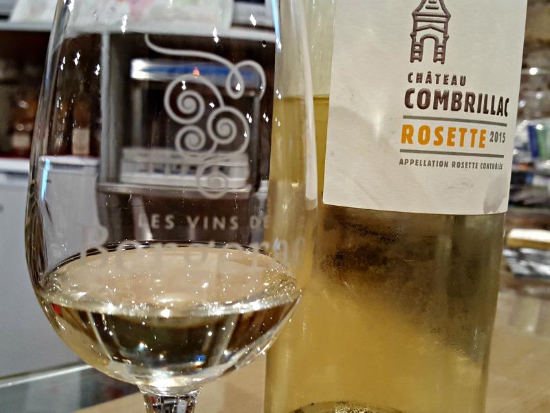 vin rosette bergerac